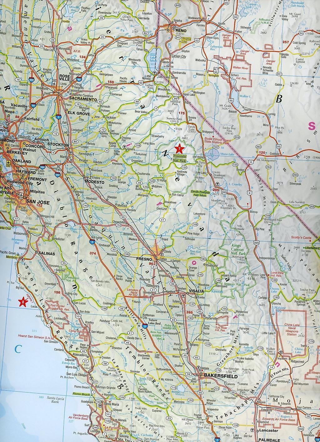 Karte Usa Westen.Marco Polo Kontinentalkarte Usa West 1 2 000 000 Buch Portofrei