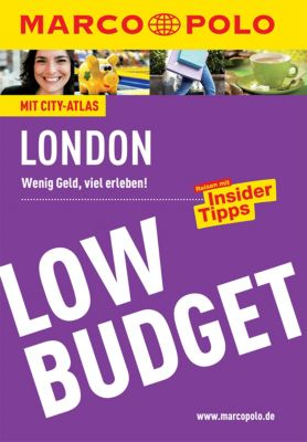 MARCO POLO LowBudget E-Book: MARCO POLO Reiseführer Low Budget London, Michael Pohl, Kathleen Becker