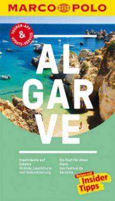 MARCO POLO Reiseführer Algarve - Rolf Osang |