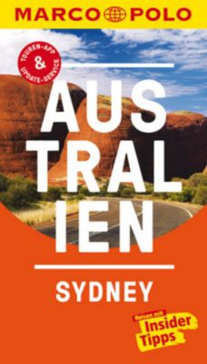 MARCO POLO Reiseführer Australien, Sydney, Urs Wälterlin, Esther Blank