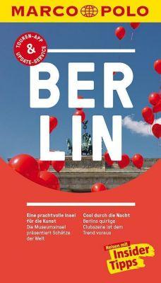 MARCO POLO Reiseführer Berlin - Christine Berger |