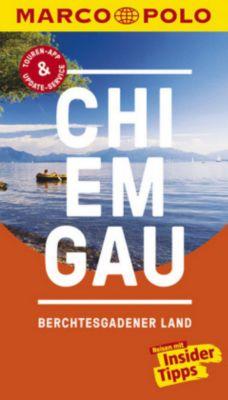 MARCO POLO Reiseführer Chiemgau, Berchtesgadener Land - Annette Rübesamen pdf epub