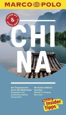 MARCO POLO Reiseführer China - Hans Wilm Schütte |