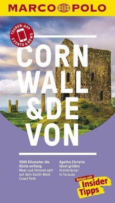MARCO POLO Reiseführer Cornwall & Devon - Michael Pohl  