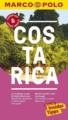 MARCO POLO Reiseführer Costa Rica - Birgit Müller-Wöbcke |