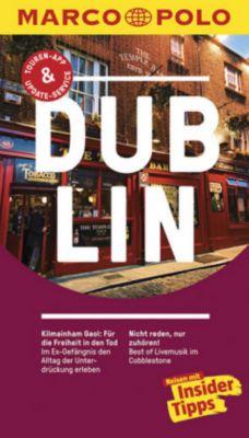 MARCO POLO Reiseführer Dublin, John Sykes