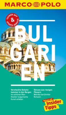 MARCO POLO Reiseführer E-Book: MARCO POLO Reiseführer Bulgarien, Magarditsch Hatschikjan