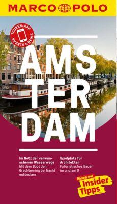 MARCO POLO Reiseführer E-Book: MARCO POLO Reiseführer Amsterdam, Anneke Bokern