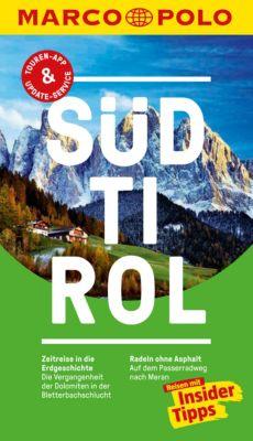 MARCO POLO Reiseführer E-Book: MARCO POLO Reiseführer Südtirol, Oswald Stimpfl