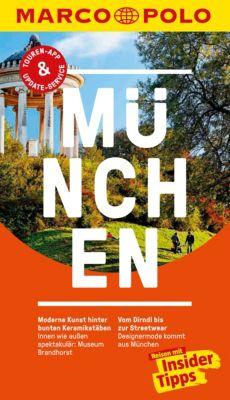 MARCO POLO Reiseführer E-Book: MARCO POLO Reiseführer München, Karl Forster