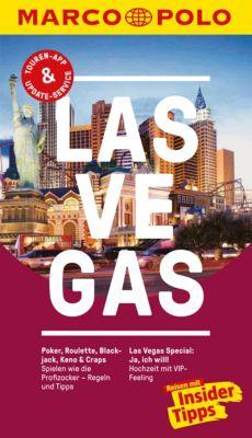 MARCO POLO Reiseführer E-Book: MARCO POLO Reiseführer Las Vegas, Sabine Stamer