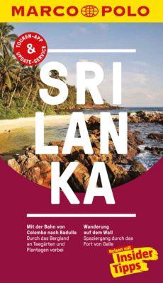 MARCO POLO Reiseführer E-Book: MARCO POLO Reiseführer Sri Lanka, Bernd Schiller