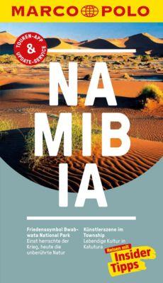 MARCO POLO Reiseführer E-Book: MARCO POLO Reiseführer Namibia, Christian Selz