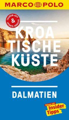 MARCO POLO Reiseführer E-Book: MARCO POLO Reiseführer Kroatische Küste Dalmatien, Susanne Sachau