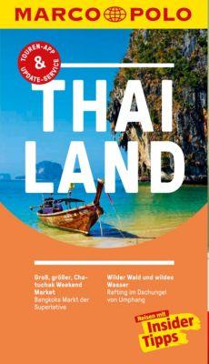 MARCO POLO Reiseführer E-Book: MARCO POLO Reiseführer Thailand, Wilfried Hahn