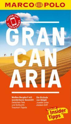 MARCO POLO Reiseführer E-Book: MARCO POLO Reiseführer Gran Canaria, Sven Weniger