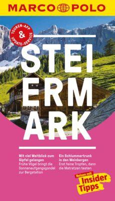 MARCO POLO Reiseführer E-Book: MARCO POLO Reiseführer Steiermark, Anita Ericson