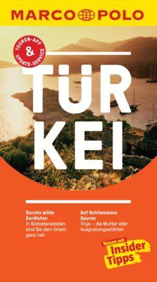 MARCO POLO Reiseführer E-Book: MARCO POLO Reiseführer Türkei, Jürgen Gottschlich, Dilek Zaptcioglu-Gottschlich