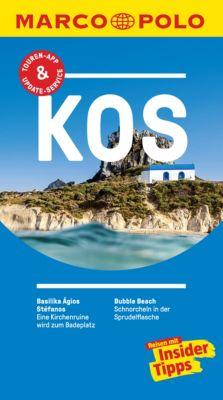 MARCO POLO Reiseführer E-Book: MARCO POLO Reiseführer Kos, Klaus Bötig