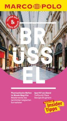 MARCO POLO Reiseführer E-Book: MARCO POLO Reiseführer Brüssel, Sven-Claude Bettinger