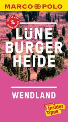 MARCO POLO Reiseführer E-Book: MARCO POLO Reiseführer Lüneburger Heide, Klaus Bötig