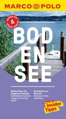 MARCO POLO Reiseführer E-Book: MARCO POLO Reiseführer Bodensee, Frank van Bebber, Martina Keller-Ulrich