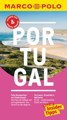 MARCO POLO Reiseführer E-Book: MARCO POLO Reiseführer Portugal, Andreas Drouve