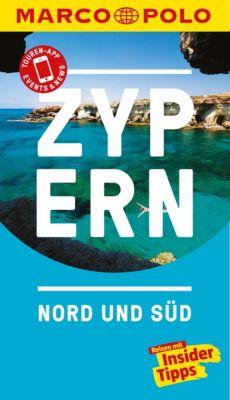 MARCO POLO Reiseführer E-Book: MARCO POLO Reiseführer Zypern, Nord und Süd, Klaus Bötig