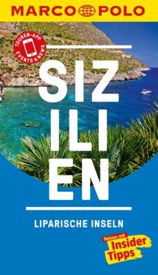 MARCO POLO Reiseführer E-Book: MARCO POLO Reiseführer Sizilien, Liparische Inseln, Hans Bausenhardt