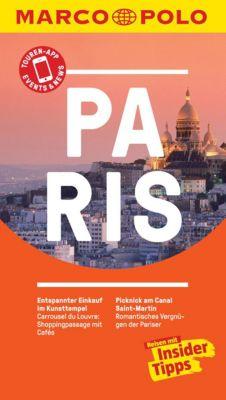 MARCO POLO Reiseführer E-Book: MARCO POLO Reiseführer Paris, Gerhard und Waltraud Bläske