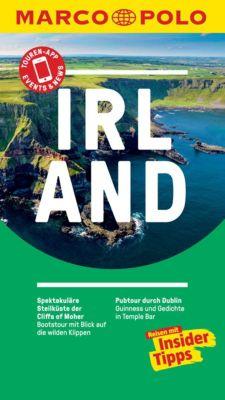 MARCO POLO Reiseführer E-Book: MARCO POLO Reiseführer Irland, Manfred Wöbcke