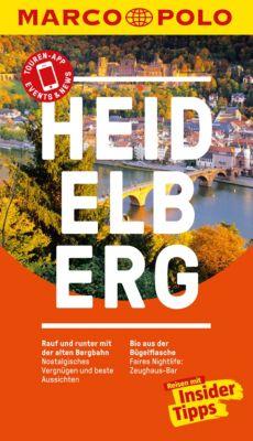 MARCO POLO Reiseführer E-Book: MARCO POLO Reiseführer Heidelberg, Christl Bootsma