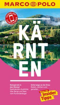 MARCO POLO Reiseführer E-Book: MARCO POLO Reiseführer Kärnten, Horst Ebner