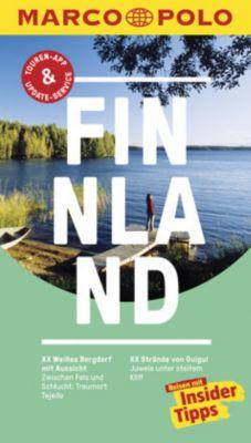 MARCO POLO Reiseführer Finnland, Claudia Freyer-Lindner