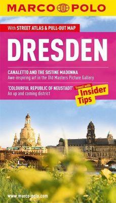 MARCO POLO Reiseführer Guide Dresden, Angela Stuhrberg