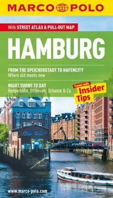 MARCO POLO Reiseführer Guide Hamburg, Dorothea Heintze