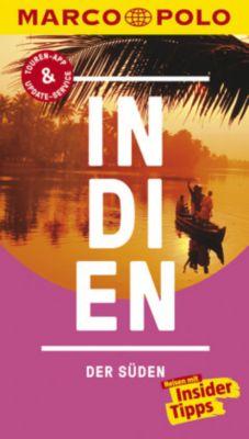 MARCO POLO Reiseführer Indien Der Süden - Dagmar Gehm |