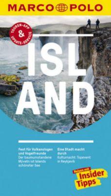 MARCO POLO Reiseführer Island, Sabine Barth