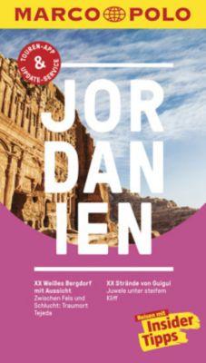 MARCO POLO Reiseführer Jordanien - Andrea Nüsse  