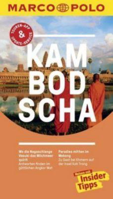 MARCO POLO Reiseführer Kambodscha, Martina Miethig