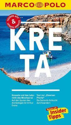 MARCO POLO Reiseführer Kreta, Klaus Bötig