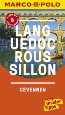 MARCO POLO Reiseführer Languedoc-Roussillon, Cevennen - Axel Patitz |