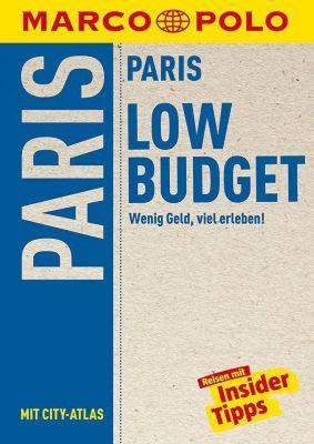 MARCO POLO Reiseführer LowBudget Paris