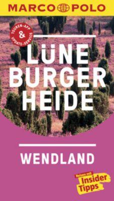 MARCO POLO Reiseführer Lüneburger Heide, Wendland, Klaus Bötig
