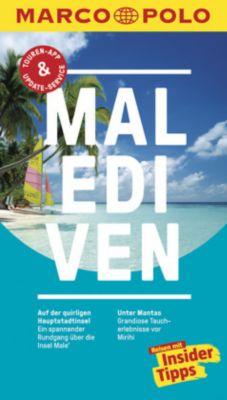 MARCO POLO Reiseführer Malediven, Heiner F. Gstaltmayr