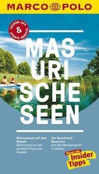 MARCO POLO Reiseführer Masurische Seen - Gabriele Lesser |