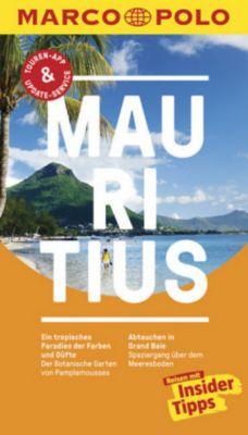 MARCO POLO Reiseführer Mauritius, Freddy Langer
