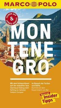 MARCO POLO Reiseführer Montenegro, Markus Bickel
