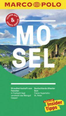 MARCO POLO Reiseführer Mosel - Angelika Koch |