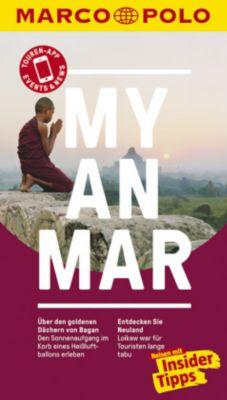MARCO POLO Reiseführer Myanmar, Andrea Markand, Markus Markand